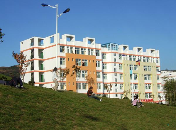校园风光-商洛学院